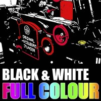 Colour or Black & White Digital Printing
