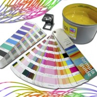 Pantone Matching System for Colour Matching